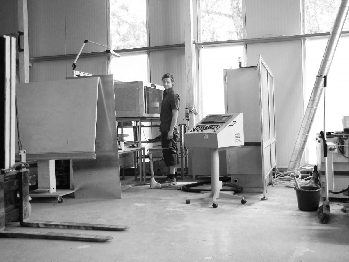 Industriedesign und Handwerk bei Dresden