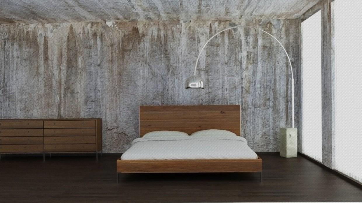 designer massivholz bett eiche designer und unternehmer. Black Bedroom Furniture Sets. Home Design Ideas